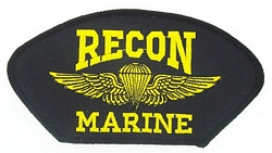 Recon Marine Patches